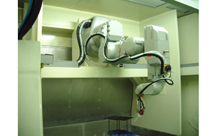 Robot Coating System