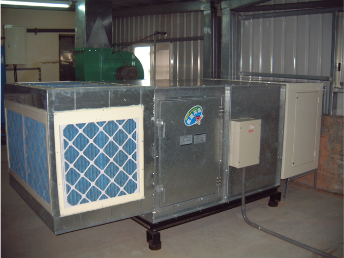 Air Replacement Equipment