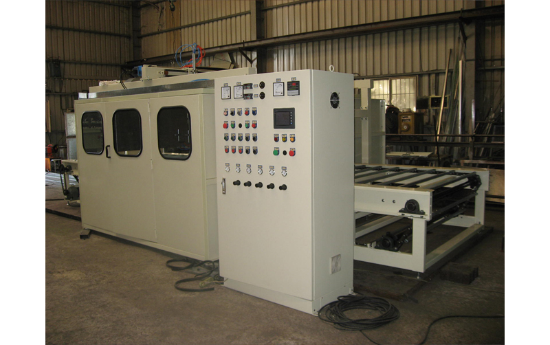 Flat Type Coating System
