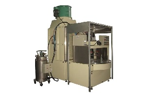 Round Table Coating Machine